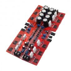 YJ +/-45VDC NJW0281 + NJW0302 + 2SA1930 + 2SC5171 Golden Voice E305 Amplifier Board One Pair