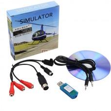 8 in 1 Simulator XTR AeroFly FMS RealFlight G3 G4 PhoenixRC 5.0