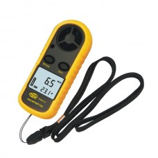 RC Hobby LCD Digital Anemometer Air Wind Speed Scale Gauge Meter Thermometer GM816