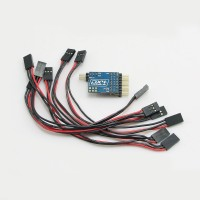 Pixhawk PPZ MK MWC Pirate PPM Encoder PPM Encoder for Multicopter Flight Control
