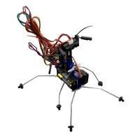 Hexapod Walking Insect Robot Arduino Learing Kits w/ MicroServo & Sensor & Module