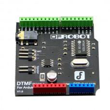 DTMF Shield Multi Frequency Audio Decode Expansion Board Arduino Compatible for GSM/GPRS/GPS Expansion