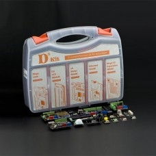 D3 Kit Dream Design Deliver A Comprehensive Kit for Arduino Education Including 31 Universal Components