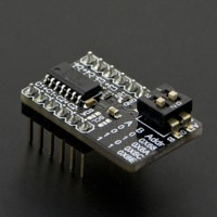 MCP3424 18 Bit AD Convert Module with Programmable Gain Amplifier