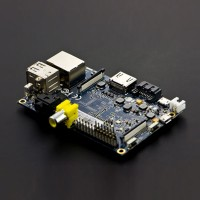 Banana Pi - A New Generation High-end Single Board Computer Mini PC Fully Compatible with A20 Processor