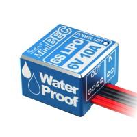 SkyRC Super Mini 6S Lipo 6V 10A BEC Waterproof Voltage Regulator
