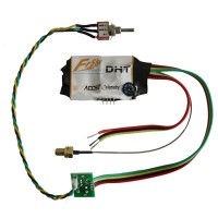 FrSky DHT DIY 2.4Ghz Two Way Series AACST RC Transmitter Module Toggle Switch