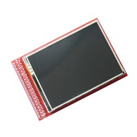 2.8 inch TFT Color LCD Touch Screen 320 x240 SD Slot Dot Matrix LCD Screen12864 Interface Compatible