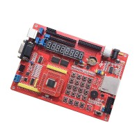 MSP430 Development Board MSP430F149 MCU Learning Board DM430 IR SD Card Read/Writing