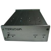 TeraDak V2.6D DAC TDA1543 NOS DAC 26D 96k/24bit USB DAC Audio Decoder