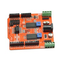 Arduino Dual Stepper Motor Driver Shield