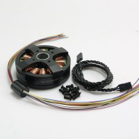 DYS BGM5208-200-12 Brushless Gimbal Motor for 5D2 DSLR 800-1500g Camera FPV Aerial Photography-Hollow Shaft