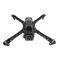 REPTILE-Aphid Alien X450 FPV Quadcopter Aircraft Frame Kit with 600TVL CCD Camera Lens