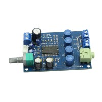 DIY YDA138-E Digital Amplifier Mini Board 2* 20W with Headphone amp Function