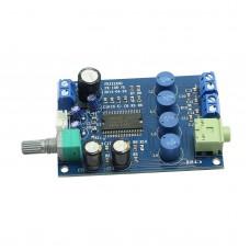DIY YDA138-E Digital Amplifier Mini Board 2* 20W with Headphone amp Function