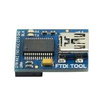 Crius FTDI Basic Breakout USB to TTL USB-TTL 6 PIN 3.3 5V for MWC MultiWii SE Lite
