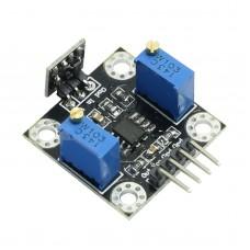 A24B UVM-30A UV Sensor Module Analog Default 0-3V Voltage Output w/ Signal Amplification Linear Output