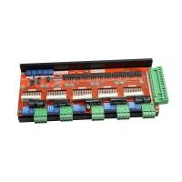 LV8727 5 axis 4.2A Stepper Motor Driver Controller Board 1M Khz 128 Segment CNC Engraving Machine Drive