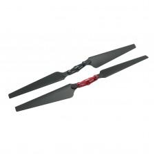 Tarot 1555 High Efficiency Folding Propeller Clip Set TL100D04 for RC Tarot Multicopter