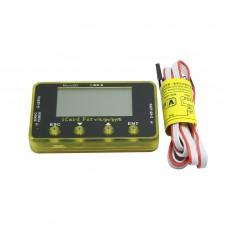 3Axis Gyro KBAR VBAR V2 5.3.4 PRO K8 FLB Stabilization System Setup Card icard