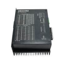 Brand CNC 2MA2282 Stepper Driver Controller 150~220V AC 8.2 A For 2/4 Phase Nema 34, 42 51 Stepper Motor