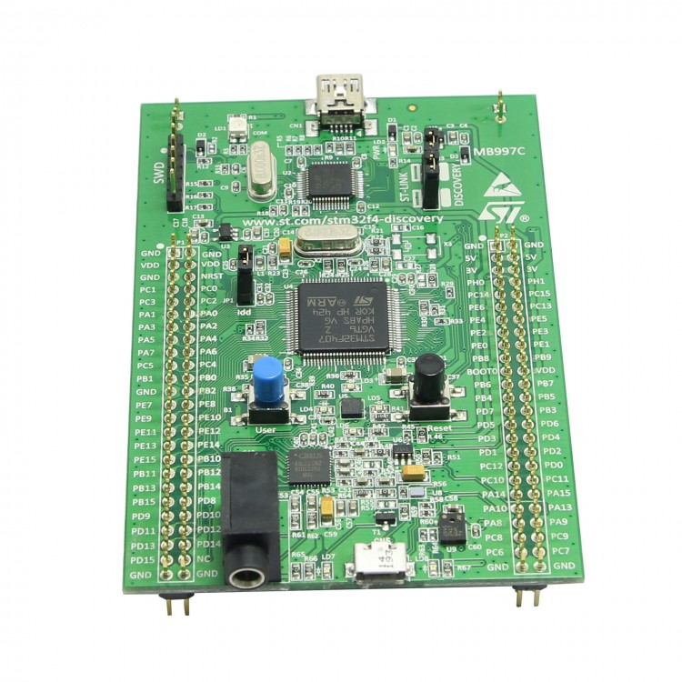 STM32F407VGT6 STM32 Cortex-M4 ARM Development Board without STM32F4DISCOVERY