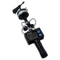 Puxicoo Wind Instrument Anemometer Breeze P6-8232 Cup Anemometer Wind Measurer