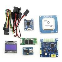 MWC MultiWii SE V2.5 Flight Controller +FTDI USB-TT +GPS + OLED + Bluetooth
