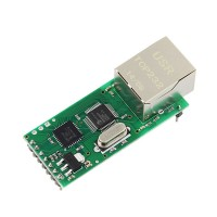 TCP/IP to TTL Module for PLC/MCU UART to Ethernet Lan Module USR-TCP232-T
