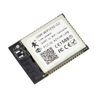 USR-WIFI232-G2A TTL Level Serial UART to WiFi Module for MCU/PLC