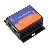 USR-TCP232-200 Serial RS232 to Ethernet TCP IP Converter TCP Server TCP