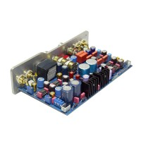 HIFI Super Subwoofer Partial Tone Circuit Board 24dB-octave-S-7-OPA2134-24dB Assembled Board No Shell