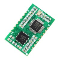 USR-TCP232-S Serial to TCP IP Module SMT Type TTL interface