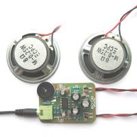 NEW TDA2822M AMP-1 Power Amplifier Module DIY Kit Electronic Production