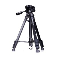 Tripods Flexible Camera Tripod for Camera VCT668 Professional Tripod with Damping Head Fluid Pan