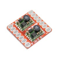 5V 12V Adjustable Voltage BEC Output ESC Distribution Board Connection Board Small Version 40*33mm for FPV Camera Gimbal Flight Control