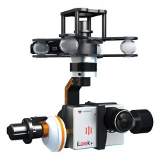 Walkera G-3DH 3 Axis Brushless Camera Gimbal With 360 Degrees Tilt Control for iLook Gopro 3