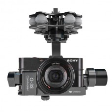 Walkera G-3S Brushless Camera Metal Gimbal Full Aluminum Support SONY RX100II for FPV Photography