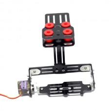 Professional F450 Single Axis Gimbal Kits Elementary for Multicopter Multi-rotor FPV Photography