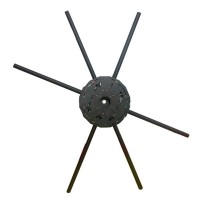 1600mm Folding Carbon Fiber Hexacopter for FPV Photography Agricultural Plant Protection