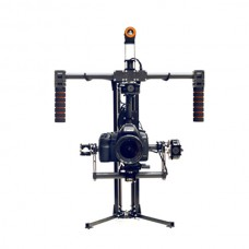 Action-R10 3-Axis Handheld Carbon Fiber Gyro Gimbal Stabilizer Camera Mount for Photography
