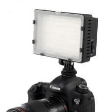 Nanguang CN-160 CN 160 LED Video Camera Light DV Camcorder Photo Lighting 5400K For Canon Nikon
