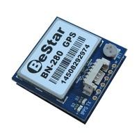 GPS Module + Active Antenna AIO Module BN-280 Flight Control