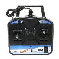 FS-SM600 6CH Remote Controller RX USB Simulator for heli/glid/airplane AeroFly PhoenixRC 2.5 RealFlight G3.5 Reflex XTR RealFlight G4