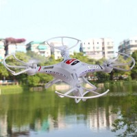 JJRC H8C Quadcopter 2.4G 4CH 6-Axis Gyro RC HD No Camera Explorers Drone for FPV Photography