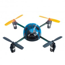881(02) Mini Remote Control Aircraft Quadcopter 4 Axis Gyroscope Fying Disk