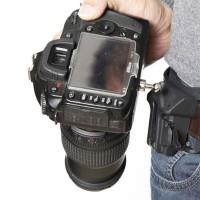 DSLR Camera Waist Buckle Quick Shooting Accessories Waistband Belt for Photography