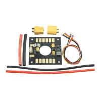 APM 3 in 1 Voltage Current Sensor BEC ESC Connection Power Distribution Board