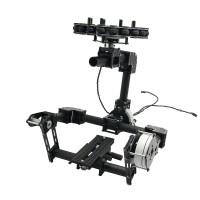3 Axis Carbon Fiber Brushelss Gimbal Frame Kit for DSLR 5d/GH3/GH4 Camera FPV Aerial Photography