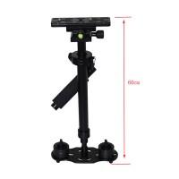 S-60 0.6M 60CM Aluminum Stabilizer for Steadicam Camera Video DV DSLR Canon Camcorders DSLR cameras DVs S60